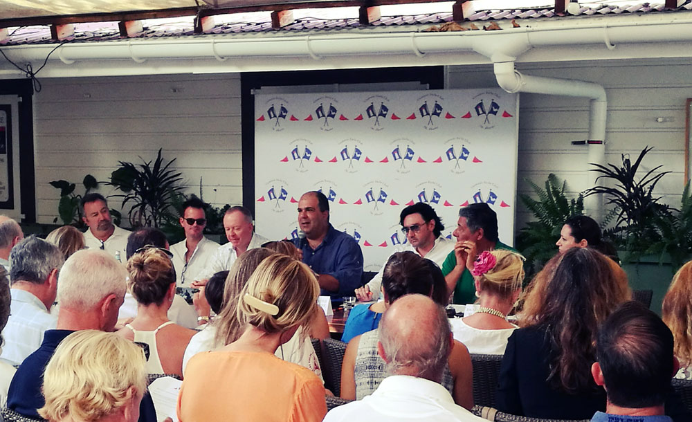 Gustavia Yacht Club First AGM