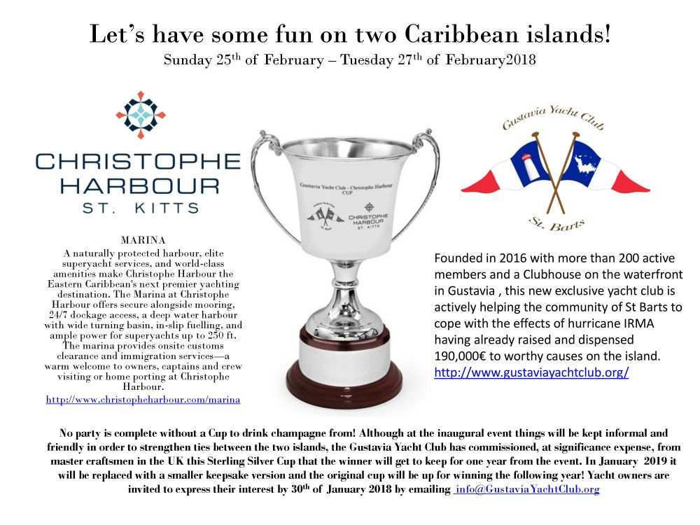 Christophe Harbour Cup