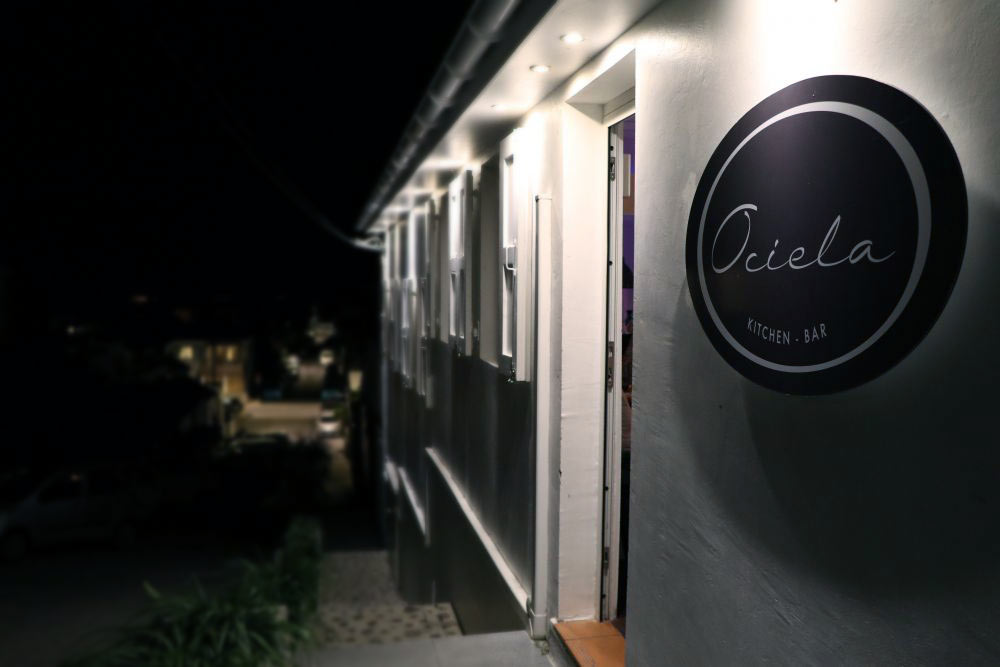 Ociela Restaurant Gustavia Yacht Club